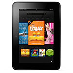 Kindle Fire HD 7' 16GB Wi-Fi Tablet 199.99