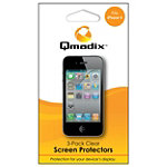 Qmadix Screen Protector for Apple iPhone 4 9.99