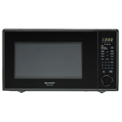 Sharp 1.1 Cu. Ft. 1000-Watt Countertop Microwave