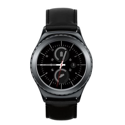 Samsung Gear™ S2 Classic Smartwatch with Leather Strap