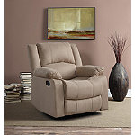 Lifestyle Solutions Beige Parker Recliner