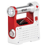 Eton American Red Cross Self-Powered Safety Hub with AM/FM/NOAA Weather Alert and USB Cell Phone Charger 59.95