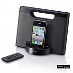 Sony Speaker Dock for iPod® and iPhone® 69.99