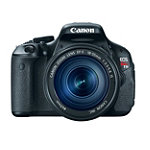 Canon 18 Megapixel Digital SLR Camera with 18-55mm IS Lens