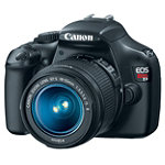 Canon 12.2 Megapixel Digital SLR Camera with 18-55mm IS Lens