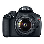 Canon 18 Megapixel Rebel T5 Digital SLR Camera with 18-55mm IS Lens