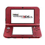 Nintendo Red New 3DS XL System