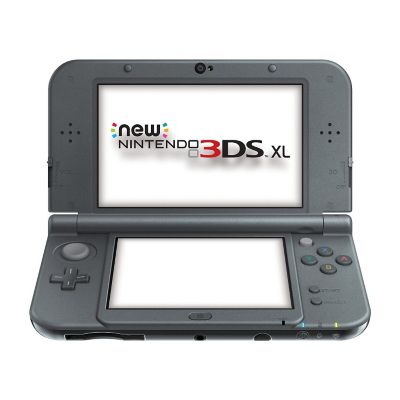 Nintendo Black New 3DS XL System