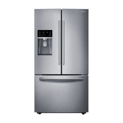 Samsung 22.5 Cu. Ft. Stainless Steel Counter-Depth French Door Refrigerator