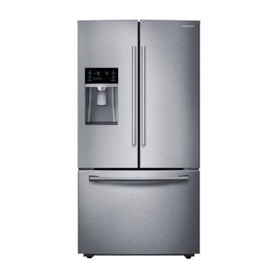 Samsung 22.5 Cu. Ft. Stainless Steel Counter-Depth French Door Refrigerator