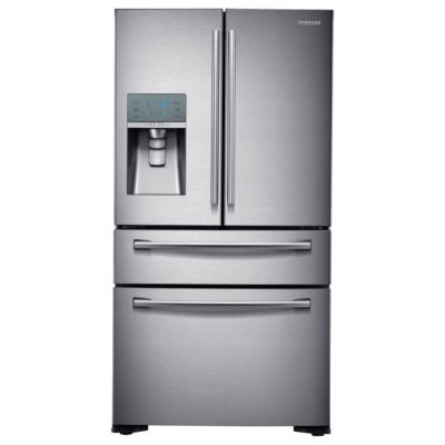 Samsung 23 Cu. Ft. Stainless Steel 4-Door French Door Refrigerator