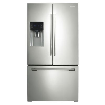 Samsung 25 Cu. Ft. Stainless Steel French Door Refrigerator