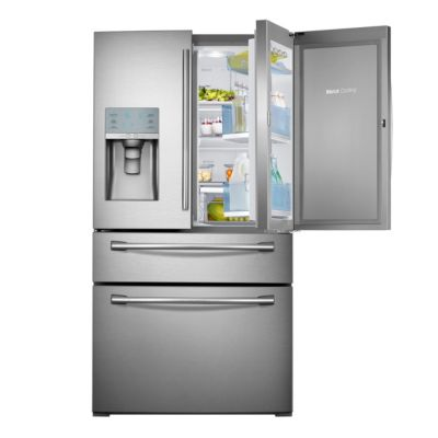 Samsung 30 Cu. Ft. Stainless Steel 4-Door French Door Refrigerator
