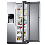 Samsung 24.7 Cu. Ft. Stainless Steel Side-by-Side Refrigerator