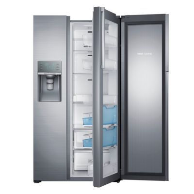 Samsung 29 Cu. Ft. Stainless Steel Side-by-Side Refrigerator