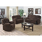 Elements Conner Reclining Room Set