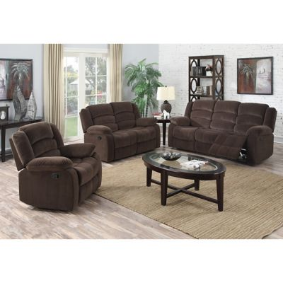 Conner Reclining Room Set