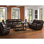 Jackson Jefferson Transitional Nailhead Group featuring 'Lay-Flat' Reclining 3697.00