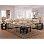 Jackson-Catnapper Taylor Sectional and Recliner