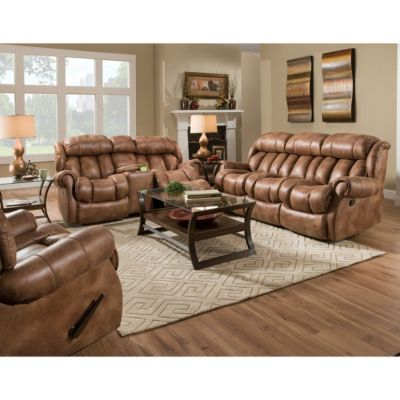 Home Stretch Tye Reclining Sofa Group