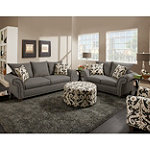 Corinthian Valence Sofa Group