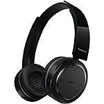 Panasonic Black Bluetooth On-Ear Headphones with Microphone