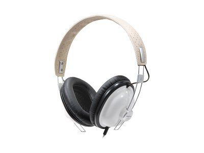 Panasonic White Stereo Monitor Headphones