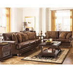 Home Solutions Greyhound Collection 5-Piece Living Room Package 1795.00