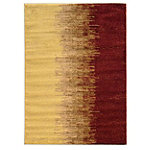 Powell Soft Flame Contemporary 5' x 7' Rug 99.00