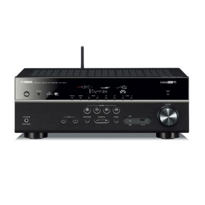 Yamaha 805-Watt 7.2 Home Theater Receiver
