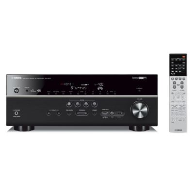 Yamaha 630-Watt 7.2 Channel Home Theater Receiver