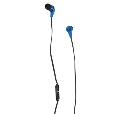 Skullcandy Blue Ink'D Earphones with Mic1 Remote
