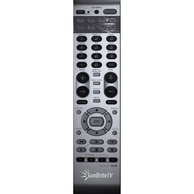 SunBriteTV Universal Learning Remote Control