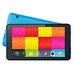 Supersonic 4GB 7' Blue Android 4.4 Kit Kat Tablet