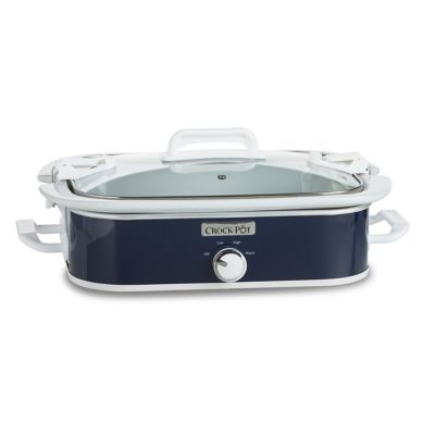 Crock-Pot® Casserole Crock™ Slow Cooker