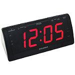 Sylvania Jumbo-Digit Clock Radio