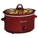 Crock-Pot® 4-Quart Slow Cooker 24.99