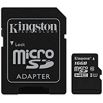 Kingston 16GB microSDHC Card Class 10 14.00