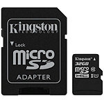 Kingston 32GB microSDHC Card Class 10