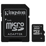 Kingston 32GB microSDHC Card Class 4 27.00