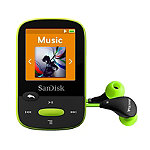 SanDisk 8GB Clip Sport Flash MP3 Player 59.99