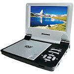 Sylvania Black 7' Portable DVD Player