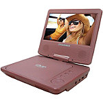 Sylvania Pink 7' Portable DVD Player