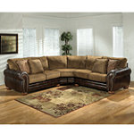 Home Solutions Binford Collection 2-Piece Sectional