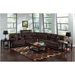 Jackson-Catnapper Carmen Reclining Sectional Group 1797.00