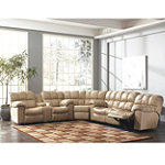 Home Solutions Fall Creek Collection 3-Piece Living Room Sectional Group