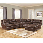 Home Solutions Keystone Collection 7-Piece DuraBlend Super Sectional Group 1089.70