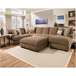 Corinthian Wynn Sectional No price available.