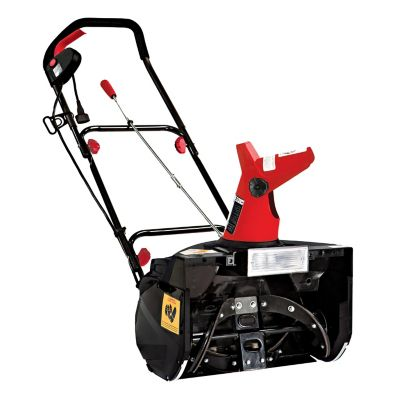 Snow Joe  18-Inch 13.5-Amp Electric Snow Blower with Light