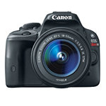 Canon EOS Rebel SL1 18 Megapixel Digital SLR Camera with 18-55mm IS Lens 649.99